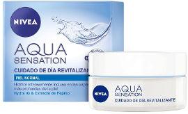 NIVEA AQUA SENSATION קרם לחות לעור רגיל/מעורב