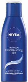 NIVEA CREME CARE חלב פנים