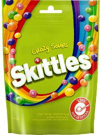 סקיטלס סוכריות סקיטלס בטעם פירות חמוצים