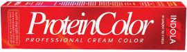 אינדולה פרוטאין קולור קרם צבע לשיער אגוז ברזיל 6.4