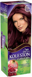 קולסטון נטורלס קרם צבע לשיער 5/45 אדום חושני