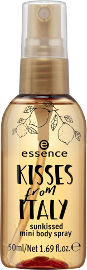 Essence KISSES FROM ITALY ספריי גוף