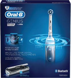 אורל בי GENIUS 9000N מברשת שיניים חשמלית