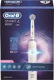 אורל בי 4000S מברשת שיניים חשמלית SMART 4