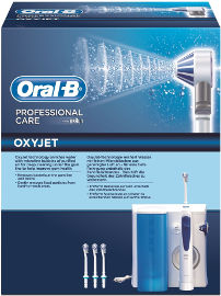 אורל בי Professional care OXYJET MD20