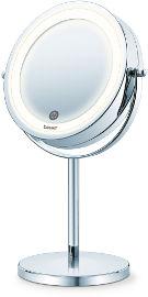 Beurer מראה מגדילה פי 7 דו צדדית עם תאורת LED