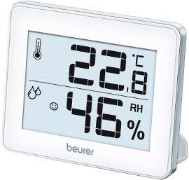 Beurer מד טמפרטורה ולחות לחדר