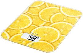 Beurer משקל מטבח מעוצב - תפוזים