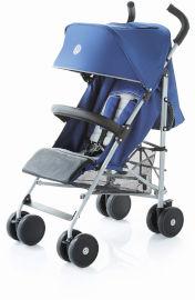 פולקסווגן טיולון לתינוק דגם קומפקט - צבע כחול