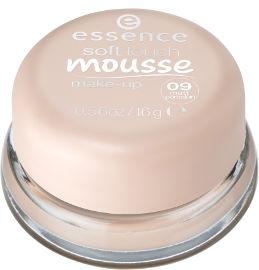 Essence MOUSSE מייק אפ 09