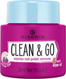Essence CLEAN& 2 GO מסיר לק