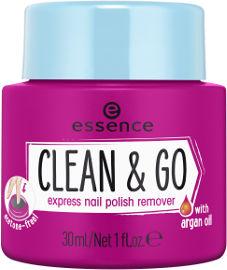 essence CLEAN& 2 GO מסיר לק