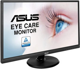 """ASUS מסך מחשב Asus 23.8"""" Full HD"""