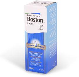 בוסטון סבון לעדשות מגע קשות