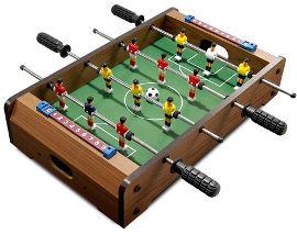 N.S.N Sports כדורגל שולחן