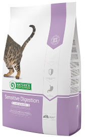 NATURES PROTECTION לחתול עם קיבה רגישה