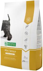 NATURES PROTECTION מיני סיניור לכלב