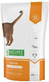 NATURES PROTECTION נייצ'רס פרוטקשן חתול בוגר אינדור