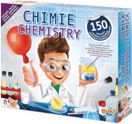 Buki France מעבדת כימיה 150 ניסויים