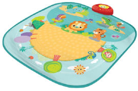 winfun שטיח פעילות לתינוק ג'ונגל