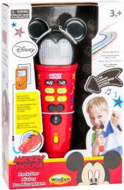 דיסני מיקרופון דיסני + MP3