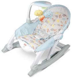 winfun נדנדת טרמפולינה גרמי שמיים לתינוק 5 ב 1 כולל חיישן קול