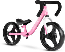 smarTrike אופני איזון מתקפלים ורוד