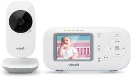"Semicom Laxis אינטרקום לתינוק מצלמה+מסך ""2.4"