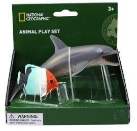 National Geographic מארז חיות ים- דולפין ודג