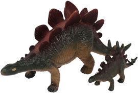 National Geographic מארז דינוזאורים - סטרגסאורוס STEGOSAURUS