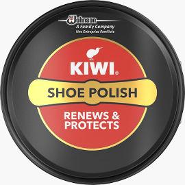 קיווי משחת נעליים דוחה רטיבות שחור