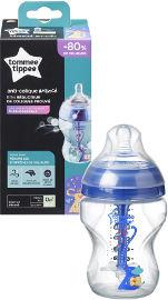 טומי טיפי בקבוק אנטי קוליק לתינוק +0 צבע כחול
