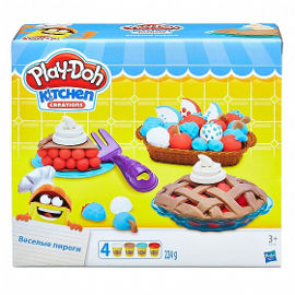 Play-Doh ערכה להכנת פאי ופשטידות פליידו