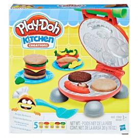 Play-Doh מסיבת המבורגרים פליידו