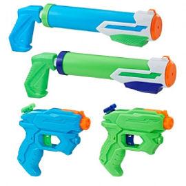 NERF רובה נרף סופר סוקר 4 רובי מים