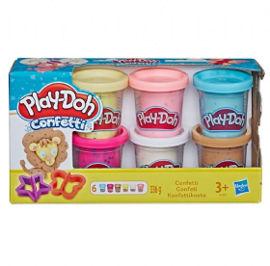 Play-Doh אוסף קונפטי פליידו