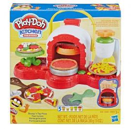Play-Doh ייצור פיצות פליידו