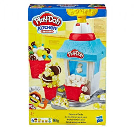 Play-Doh מסיבת פופקורן פליידו
