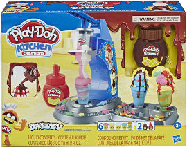 Play-Doh סט משחק גלידות פליידו