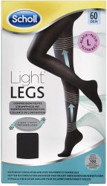 שול גרביונים 60 דנייר LIGHT LEGS שחור L