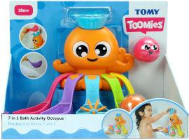 TOMY 7 ב-1 תמנון לאמבטיה