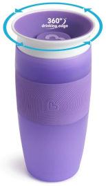 Munchkin כוס הפלא 360 - 414 מל צבע ירוק -  0111492