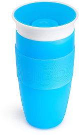 Munchkin כוס הפלא 360 - 414 מל צבע כחול -  0111492