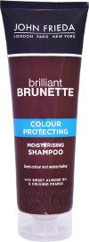 JOHN FRIEDA בריליאנט ברונט שמפו מעניק לחות ומגן על הצבע