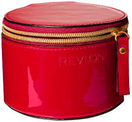 REVLON רבלון תיק איפור עגול
