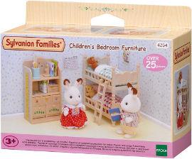 משפחת סילבניאן משפ' סילבניאן - ערכת ריהוט חדרי ילדים