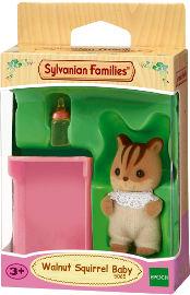 משפחת סילבניאן תינוק סנאי