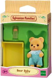 משפחת סילבניאן תינוק דוב