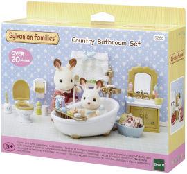 משפחת סילבניאן חדר אמבטיה