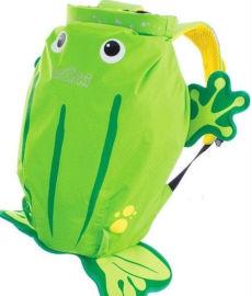 TRUNKI תיק גב חיות צפרדע